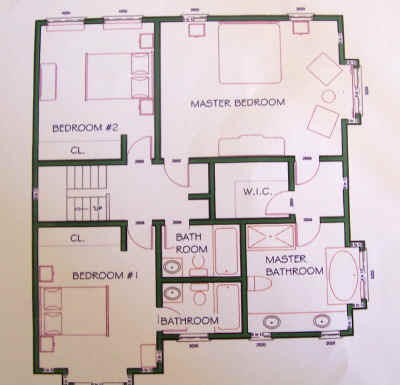 Jamaican house plans 2 bedrooms home design and style for Jamaican house designs