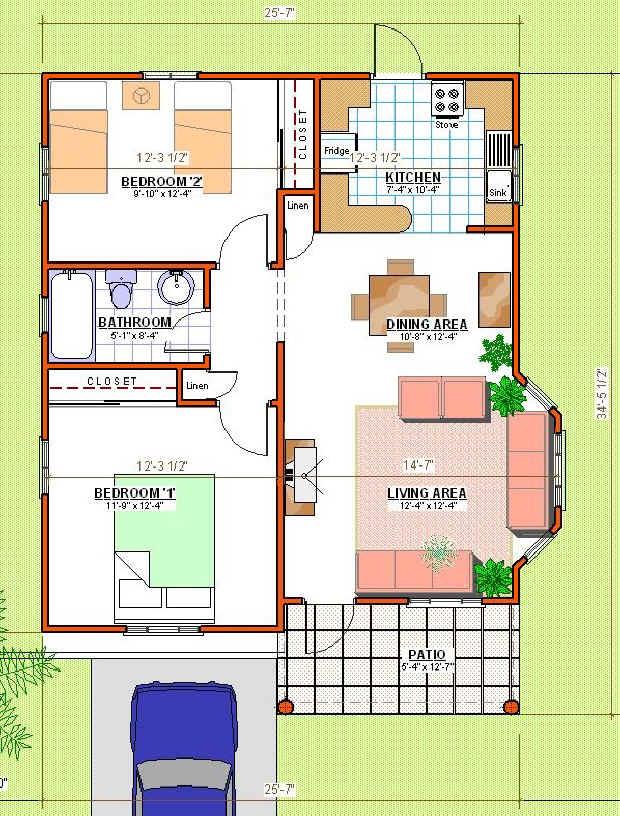Floor House  Bedroom Designs